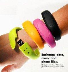 Wholesale USB Stick Memory Flash Pen Drive pen drive wristband 1GB 2GB 4GB 8GB 16GB 32GB 64GB(China (Mainland))