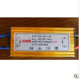 Free shipping 20pcs LED power driver / 12V 10W led spotlight power supply(China (Mainland))