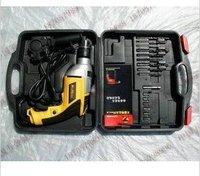 Family kits1080W big power,Drill Machine,Drill Set,High-power multi-function impact drill Free shipping