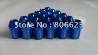 WHEEL LUG NUTS 35MM  24PCS/SET