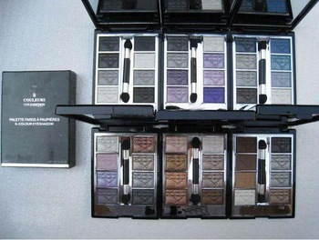 Free Gift!!!NEW 8 COLOR EYE SHADOW Palette 20G (24 pcs/lot) free shipping free shipping