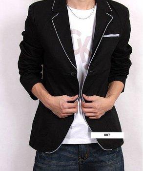 free shipping coat jacket Hot seller latest fashion man elegant suit 359