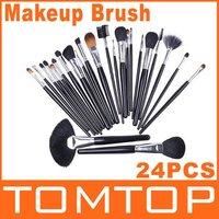 32 шт макияж щетки Инструменты косметические кисти установить с 15 цветов concealar