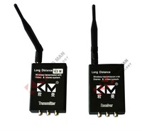 Hot Extreme distance 2.4GHz wireless video transmitter and receiver
