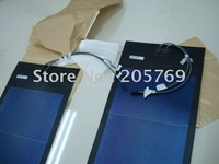 flexible soalr panel 136W for 24V battery charging
