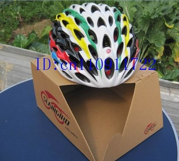 Bicycle helmet safey cycling helmet bike helmet with 58 holes 4 colors Free shipping