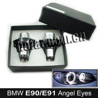 6W LED Angel Eyes Marker Kits for BMW E90 Saloon & E91 Touring