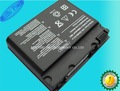 Hot sale 6CELL Laptop Battery  Replacement  for u40 u50