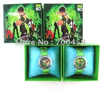 Shipping New Lot, Wholesale 20 pcs  ben 10 Children's Watch W Free boxes