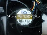 Original AVC 6025 DS06025B12L 12V 0.3A Ball Bearing  Server Cooling Fan