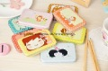 Korea Style Single Sticker Carton Sticker Memo Sticker (with tin case package) 8 Designs Randomly Delivery 12pcs/set ST0238