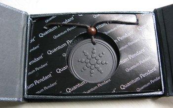 Wholesale - Quantum Science Scalar Energy Pendant With Product Registration Card 10pcs/lot