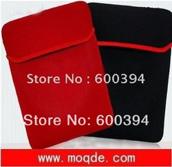 "Wholesale waterproof notebook laptop sleeve bag & case for 7"" inch Tablet PC Free shipping High quality(China (Mainland))"