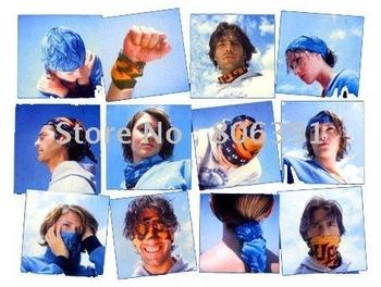 *hot sale multifunctional,fashion outdoor anti-UV scarf,unisex sports bandana,head scarves,headwear,200 patterns for choose
