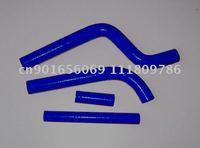 new blue YZ250 96-01 motorcycle Silicone Radiator Hose Kit