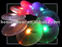 led frisbee, flashing frisbee,  led disc