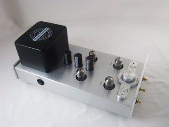 YAQIN MS-12B Vacuum Tube Pre-Amplifier / MM RIAA