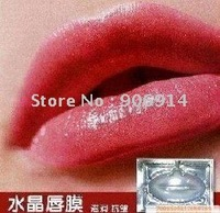 Clear/Gold Collagen Crystal Lip Mask,Moisturizing,300pcs/lot.