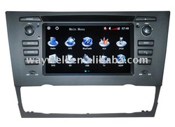 Car DVD player for BMW 3 Series 325i/330i/335i E90 E91 E92 E93 with GPS Navi RDS bluetooth pip funtion Free shipping(China (Mainland))