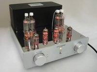 AUDIOROMY FU29 Vacuum Tube Push Pull Tube Integrated Amplifier 100% New In Box  Expert FU29 x 2pcs with HI END POWER SUPPLY