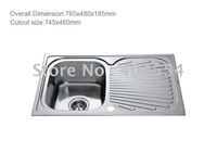 Kitchen Sink  Stainless Steel Sink 1105F