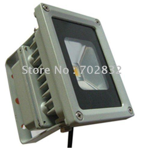 reflector Light 10W Led Flood lamp High Power 20Pcs/Lot ,Free shippment(China (Mainland))