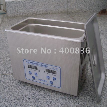3.2L-inkjet ultrasonic cleaner popular for online shops(with digital timer&heater)(China (Mainland))