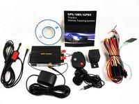 TK103B Car tracker - 5pcs Real time Quadband Vehicle Car Auto GPS Tracker with Remote Control DHL/EMS Freeshipping