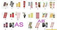 60 pairs Baby Leggings Leg warmer Leg Warmers (more than 100 designs,mixed) HUA548