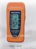 free shipping  new  100% Moisture meter /WOOD Moisture meter Scope of Moisture Measurement: 5~40%