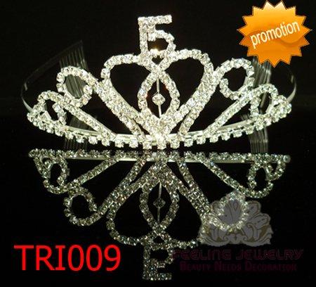 ... crystal quinceanera tiara youth tiara junior teen tiara free shipping