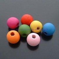 free shipping 350pcs/lot 14MM l fashion wood beads wood beads, charms best jewelry beads