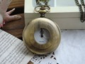 HB0199 D4.5cm  Hot sale Antique Pocket watch with chain free shipping mix order
