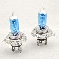 Free Shipping H4 12V P43T 60/55W Halogen Head Light Bulb Lamp 4000K [DC43]