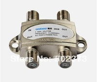 3 way satellite splitter