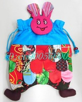 Free shipping! 2011 new products! Handmade Rabbit Bag/Handmade craft Rabbit bag/kids backpack satchel purse M05