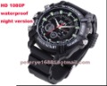 Brand Watch with camera Night Vision free 8Gb build in memory  Real 1080p 3ATM Waterproof avp902QP