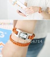 Bracelet watch fashion watches/fashion women bracelet watches/waist watches/3 color