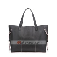 Youth Mira Series Fashion Lady Shoulder Bag Black