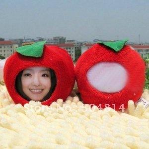 Birthday/Christmas/Wedding Apple 8-10cm 3D Face Doll-moving face on dolls