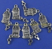 free shipping55 pcs/lot,wholesale  fashion charms,tibetan silver  charms,jewelry findings jewelry accessories