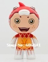 Free shipping 20pcs/lot hottest Doll piscis mini toys with retail box