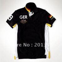 T-Shirt Germany #12 Natioanl Team Men's  Shirts Mens T Shirt Sz:S-XXL Brand New embroidery logo many styles