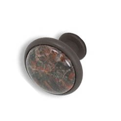 sales!cabinet knob granite handle stone knob 12 rustic bronze tan brown(China (Mainland))