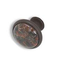 sales!cabinet knob granite handle stone knob 12 rustic bronze tan brown