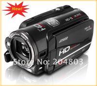 "3"" Full  HD 1080P 12MP Digital Video Camcorder Camera Free Shipping"