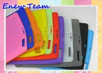 Free shipping silicone case for ipad 2