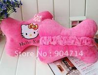 HELLO KITTY cartoon plush toys/kitty cushion/kitty car bone pillow/Hello Kitty car neck pillow