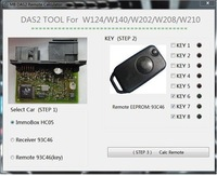 for Mercedes Benz DAS2 Immobilizer Remote Calculator