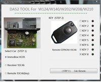 for Mercedes Benz DAS2 Immobilizer Remote Calculator